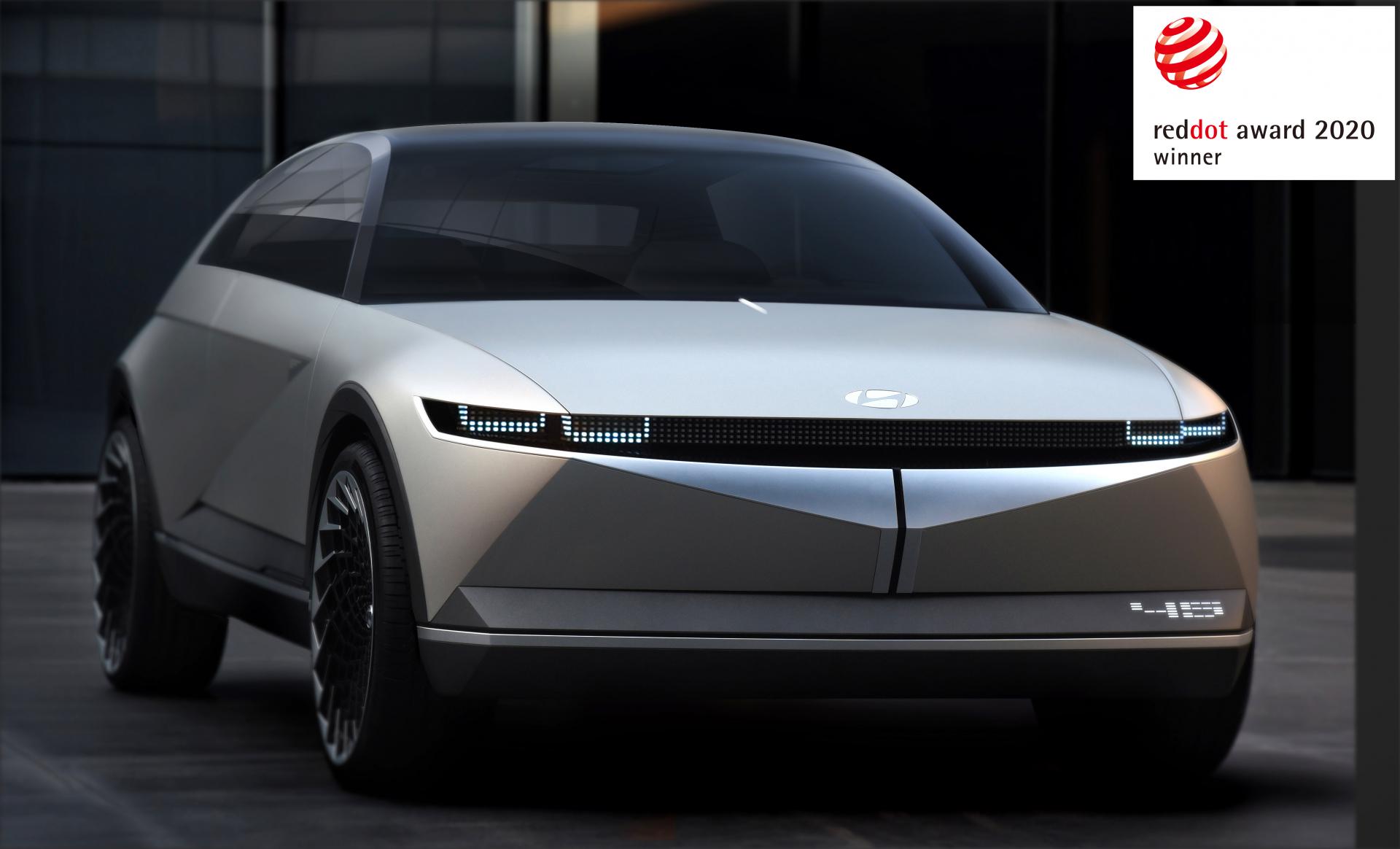 Компанія Hyundai Motor отримала три нагороди Red Dot Award 2020 за концептуальний дизайн | БУГ АВТО - фото 9