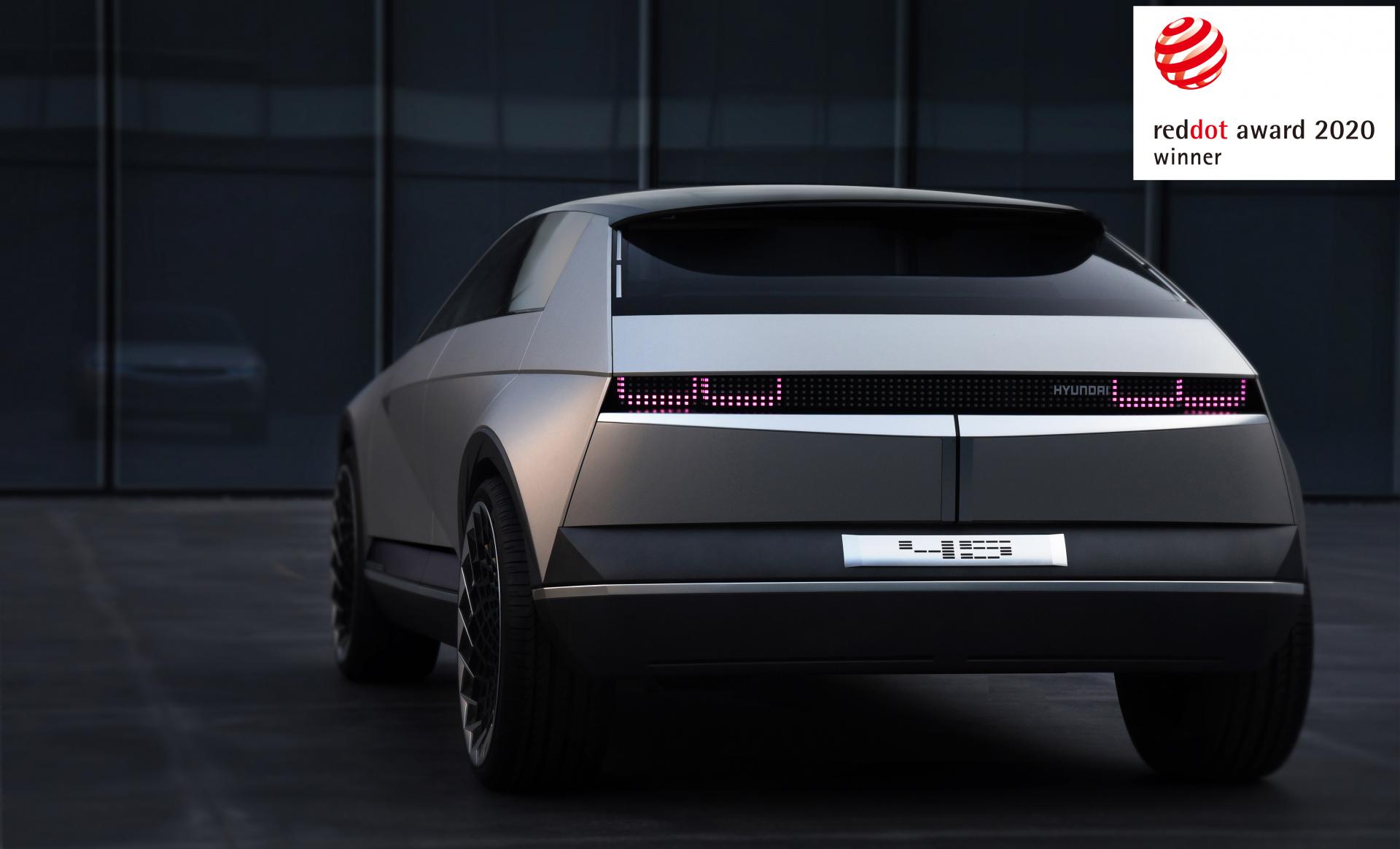 Компанія Hyundai Motor отримала три нагороди Red Dot Award 2020 за концептуальний дизайн | БУГ АВТО - фото 10