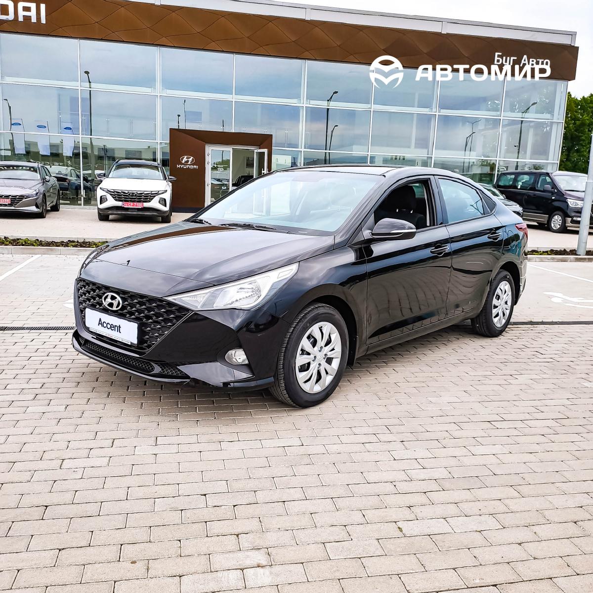 Hyundai стильний Accent вже в автосалоні!   Хюндай Мотор Україна - фото 18