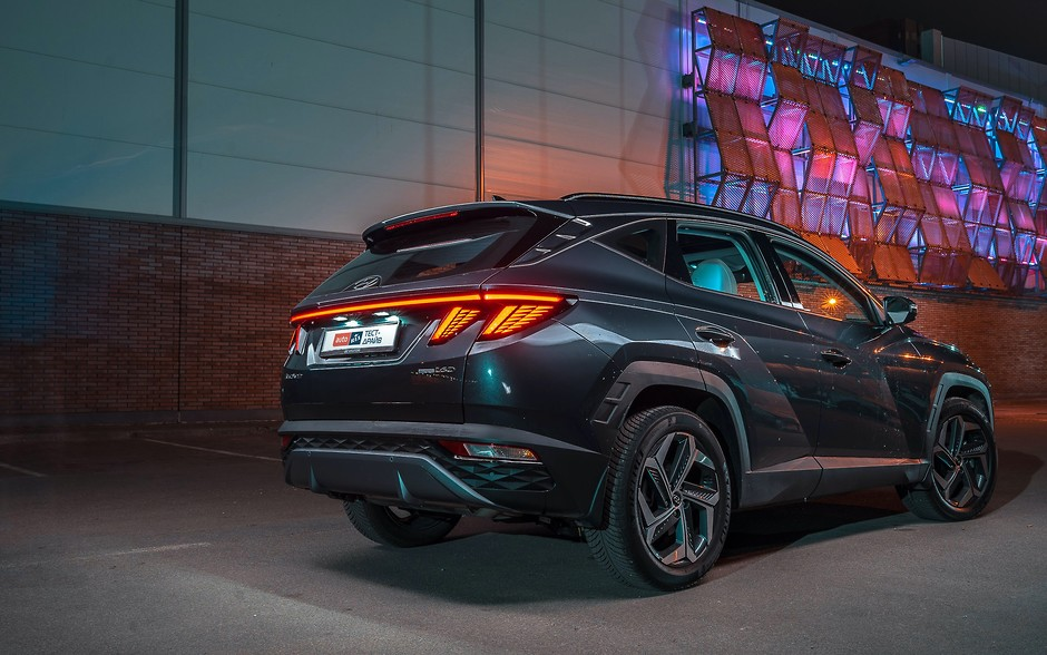 Тест-драйв Hyundai Tucson: Порушник спокою   БУГ АВТО - фото 23