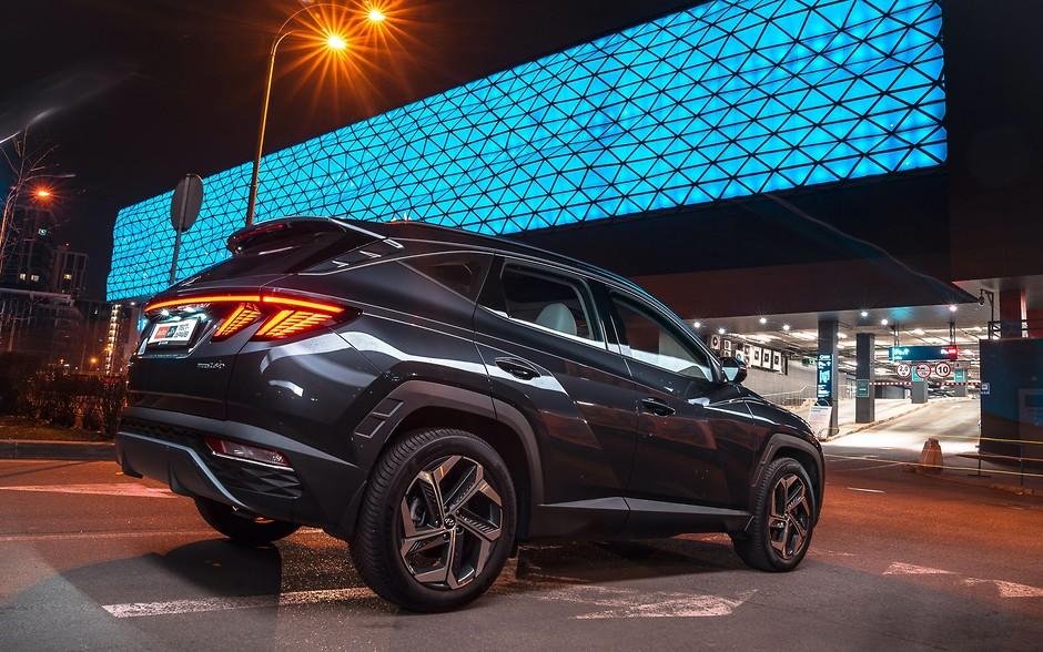 Тест-драйв Hyundai Tucson: Порушник спокою   БУГ АВТО - фото 21