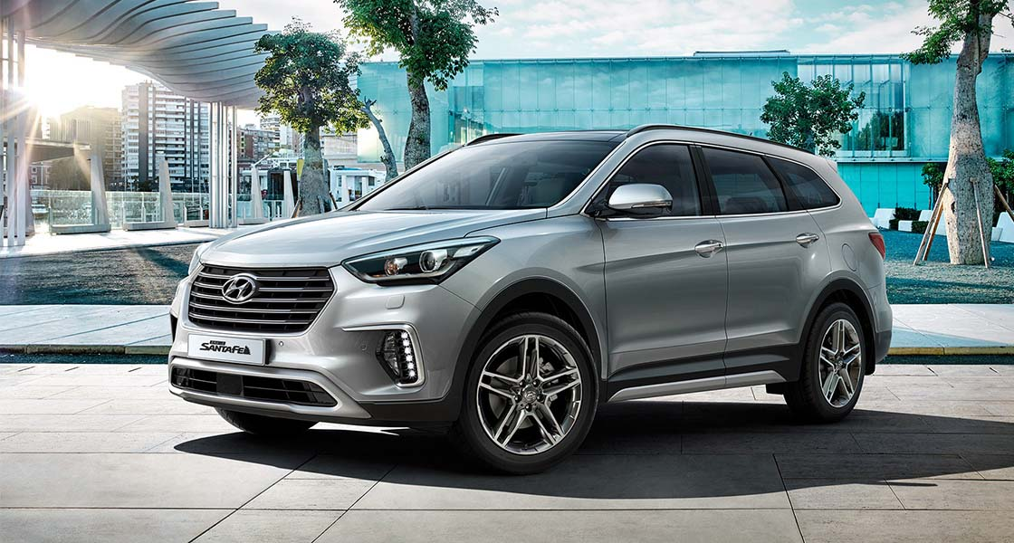 Hyundai GRAND SANTA FE | Галерея, фото | Хюндай Мотор Україна - фото 6