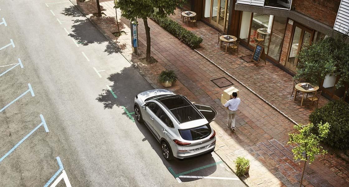 Hyundai TUCSON  Галерея, фото  Хюндай Мотор Україна - фото 12