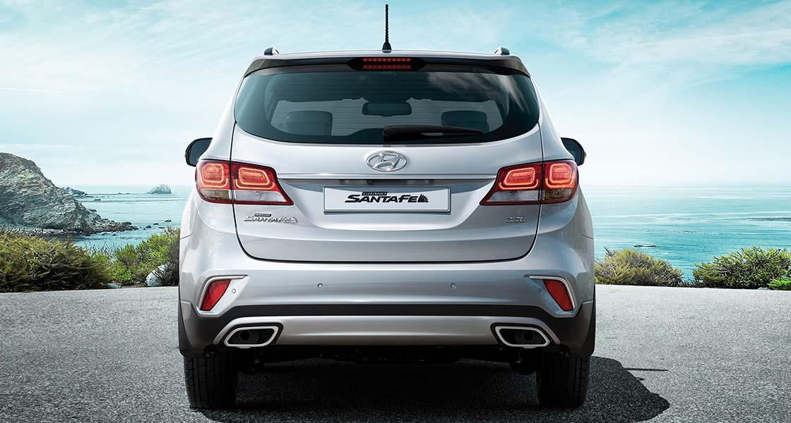 Hyundai GRAND SANTA FE | Галерея, фото | Хюндай Мотор Україна - фото 9