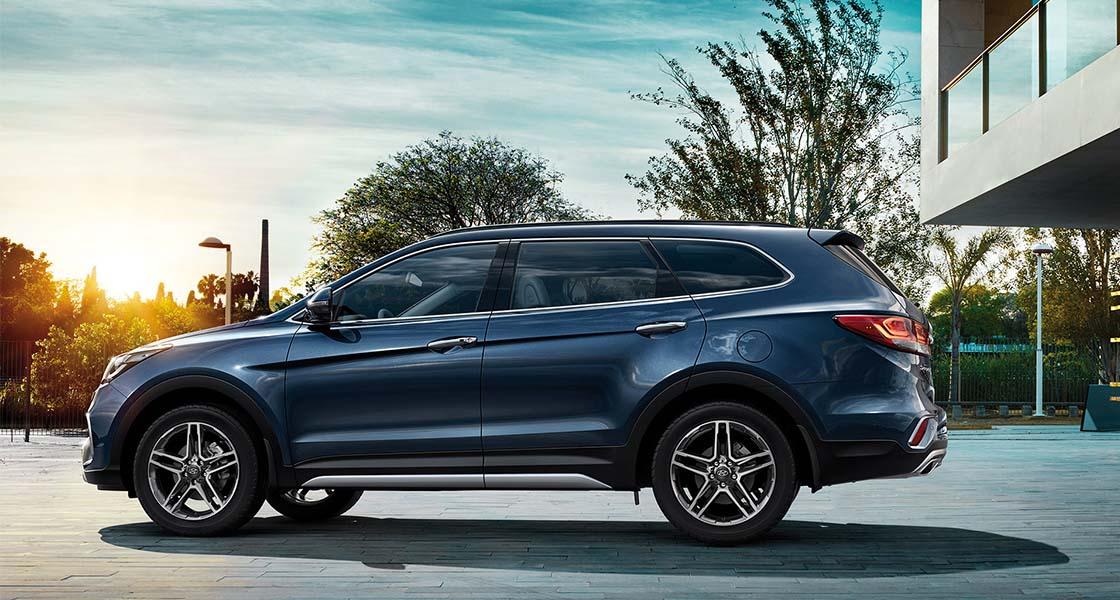Hyundai GRAND SANTA FE | Галерея, фото | Хюндай Мотор Україна - фото 10