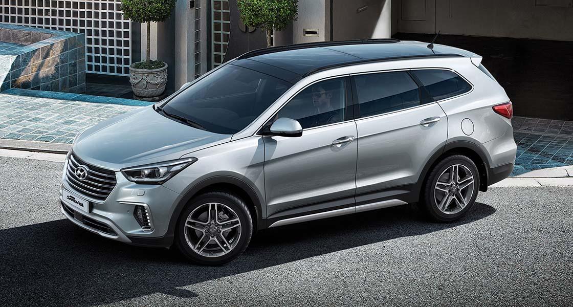Hyundai GRAND SANTA FE | Галерея, фото | Хюндай Мотор Україна - фото 11