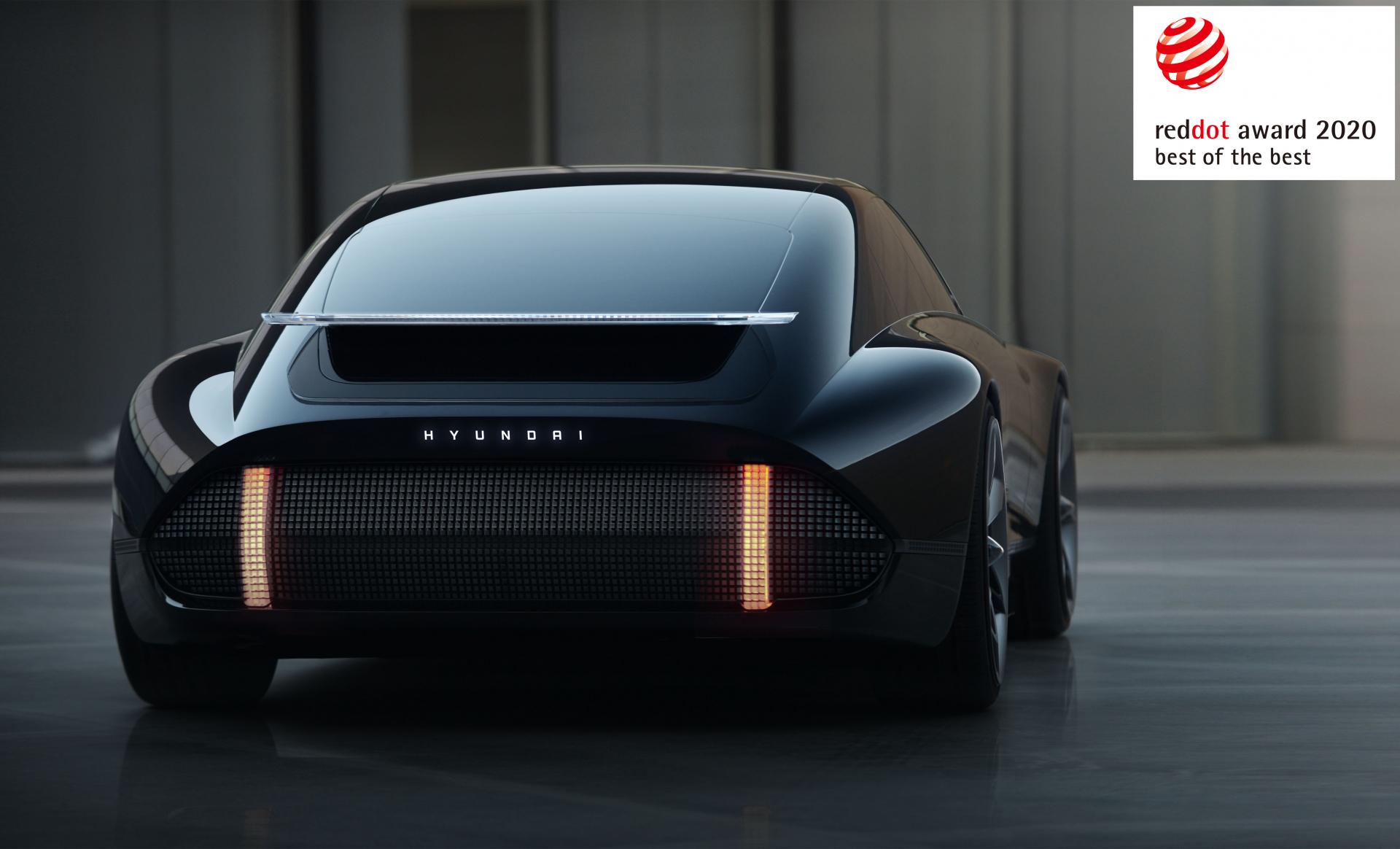Компанія Hyundai Motor отримала три нагороди Red Dot Award 2020 за концептуальний дизайн | БУГ АВТО - фото 13